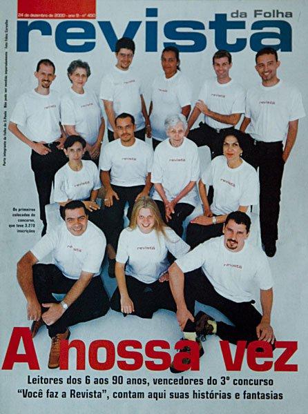 Concurso Revista da Folha